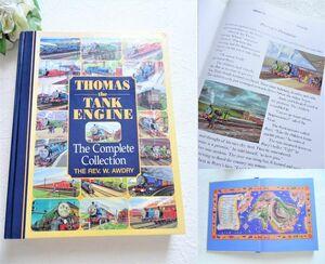 きかんしゃトーマス 原作 全集 THOMAS the TANK ENGINE The Complete Collection 洋書 英語 絵本 名作 雑貨 レトロ 英語学習 ヴィンテージ