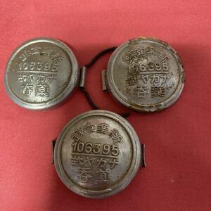 昭和レトロ 缶の蓋
