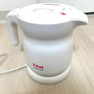 T-fal ティファール電気ケトル 電気ケトル ティファール Novea ホワイト