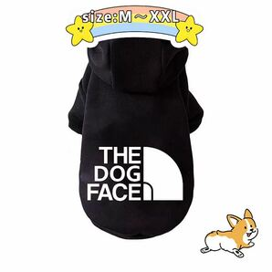THE DOG FACE 犬服 ペット服 防寒 保温