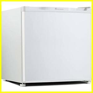 TOHOTAIYO 1ドア 小型 冷蔵庫 46L 一人暮らし向け 左右開き対応 TH-46L1-WH ホワイト