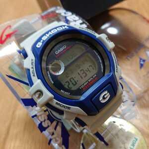 即決!CASIO Gショック 1998年発売 生産終了 レイズマン 二次電池交換済み!安心個体!定価以下! DW-9350MSJ-2T 新品 未使用品 定価3万+税