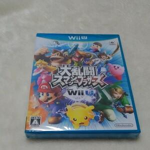 WiiU 大乱闘スマッシュブラザーズfor Wii U 新品
