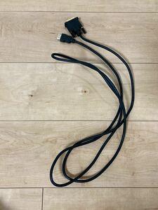HDMI-DVI変換ケーブル 2.0m PLANEX PL-HDDV02