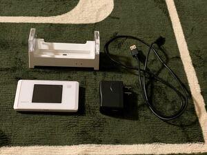 WiMAX2+ Speed Wi-Fi NEXT WX05/クレードル