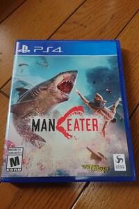 PS4 マンイーター 北米版 日本語対応