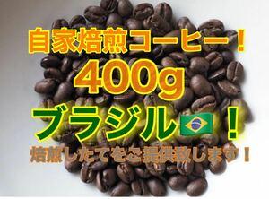 スペシャルティコーヒー!ブラジル セラード農園 400g Qグレード83.58点!