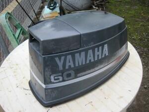двигатель  капот  (  Yamaha  2-х тактный 60PS использование  )