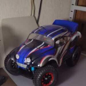 タミヤ トラギー TL-01 即走行可能 バギー 4WD