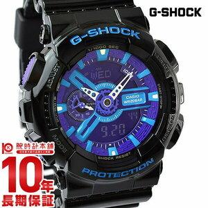 【新品】【10年保証】カシオ G-SHOCK ハイパーカラーズ Hyper Colors GA-110HC-1AJF