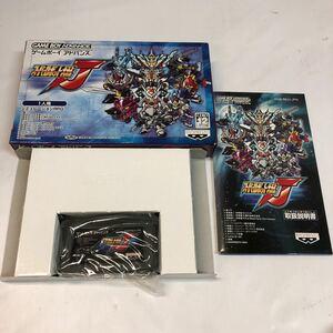【GBA】 スーパーロボット大戦J ゲームボーイアドバンス スパロボJ