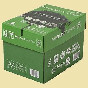 新品 未使用 高白色 APP E-DY 2500枚(500枚×5冊) PEFC認証 コピ-用紙 コピ-ペ-パ- A4 白色度93% 紙厚0.09mm