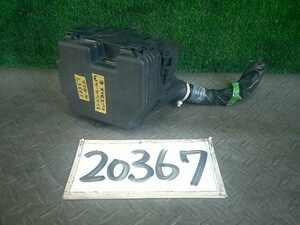 N BOX JF1  двигатель  ...  коробка  право  20367