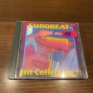 【14】EUROBEAT Hit Collection 20 ユーロビート