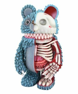 Jason Freeny INSTINCTOY Anatomical Muckey Zombie G.I.D インスティンクトイ アナトミカルムッキー ムッキー POP MART KAWS medicom toy