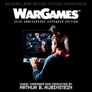 "■■ ""War game"" ■■ <Limited / Rare, 2-sheet set new article not opened> ■ Arthur B. Rubinstein"