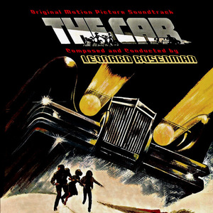 """●● """"The Car"""" ●● <Limited Sold Out / Rare / New Unopened> ● Leonard Rosenman"""