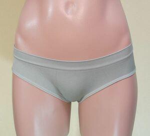 女子陸上部 レーシング ブルマ 型 スポーツ ショーツ 薄灰色 M サイズ インナー 下着 新品未使用