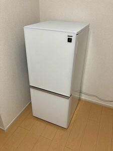 シャープ SHARP プラズマクラスター 冷蔵庫 2017製 137L 全国送料無料 設置無料