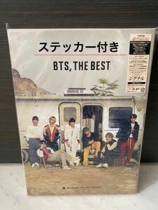 BTS THE BEST FC盤 トレカなし アルバム