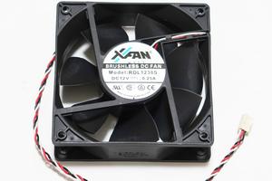 X-FAN 120mm вентилятор RDL1238S Xinruilian длина хвост завод