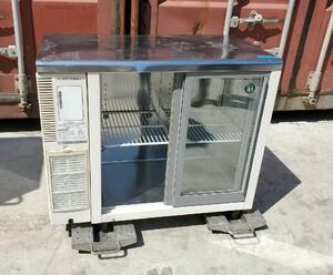 R020-1 ★天板新品★ ホシザキ 冷蔵ショーケース RTS-90STB W900×D450×H800mm 単相100V