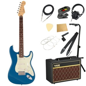 s22336 Fender Made in Japan Hybrid II Stratocaster RW FRB エレキギター VOXアンプ付き 入門11点セット