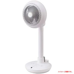H5790YO ◆0910_4【展示品】サーキュレーター 扇風機 24畳 アイリスオーヤマ STF-DC15TC-W 21年製 部屋干し家電 空調 住まい
