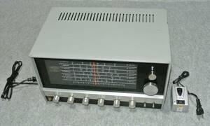 お宝放出 LAFAYETTE 日本製 6バンド ビンテージ半導体 受信機 HA800 SWL 通信型受信機