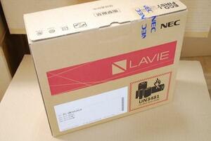 【未開封】LAVIE Direct PM[Pro Mobile]PC-GN164J5LH 13.3型ワイド LED IPS液晶  8GBメモリ Core i5 プロセッサー SSD256GB パソコン