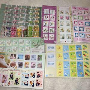 切手シート  9060円分 62円 50円 ハローキティ