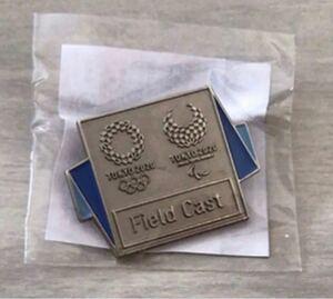 【非売品】東京オリンピック ボランティア 関係者限定配布 ピンバッジ