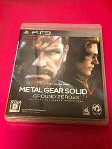 メタルギアソリッド5 グラウンドゼロズ PS3