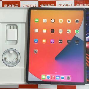 爆速発送 iPad Pro12.9インチ 第5世代 128GB docomo 開封未使用品 スペースグレイ MHR43J/A