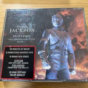 【輸入盤】 History/マイケルジャクソン