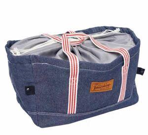 エコバッグ レジカゴバッグ 大容量 保冷温 BIGバッグ