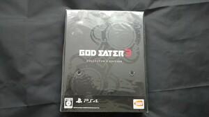 PS4 ゴッドイーター3 初回限定版 新品未開封