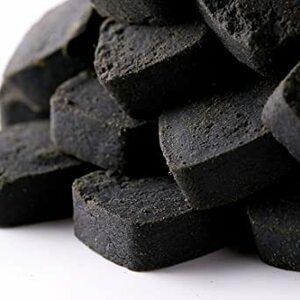単品 株式会社天然生活 竹炭パウダー使用 【訳あり】竹炭マンナン おからクッキー 500g (竹炭マンナン, 単品)