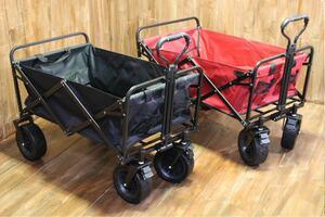 オフロードキャンピングカートワゴン アウトドアキャリーワゴン キャンピングカート ペットカートワゴン オフロードカートワゴン