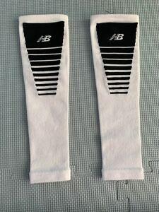 New Balance ニューバランス ランニングアームガード JASR8133WT ランニング アームカバー