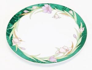 YUMI KATSURA 中皿 桂由美 花柄 YAMAKA デザートプレート 洋食器 生活雑貨 EW-8