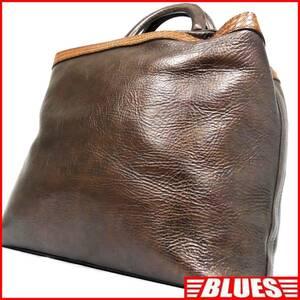 即決★TING★オールレザーボストンバッグ ティング メンズ 茶 本革 トラベル 本皮 かばん 出張 カバン 旅行 トートバッグ 鞄