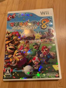 マリオパーティ8 /Wii sports/マリオカート3本セットWii ソフト 任天堂Wii