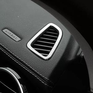 ステンレス 空調出口 フレーム カバー トリム メルセデスベンツ cクラス W205 glc X253 2015-2018