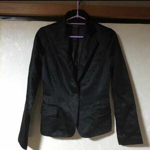 EGOIST テーラードジャケット 黒 S レディースジャケット