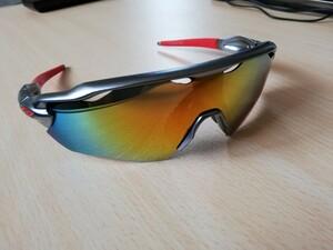 レーダーEV タイプ 新品 サングラス オークリー 同型 UV400
