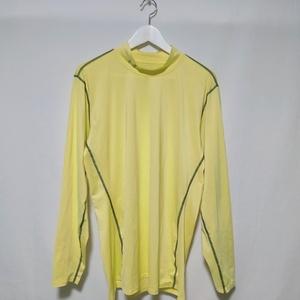 アンダーアーマー UNDER ARMOUR インナーシャツ ハイネック Tシャツ ストレッチ 長袖 3XL メンズ /P