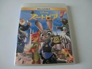 国内正規セル版Blu-ray/DVD■ズートピア/ ディズニー MovieNEX ブルーレイ&DVD2枚組