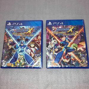 PS4 ロックマンX アニバーサリーコレクション 1・2 セット