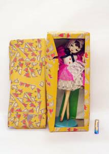 昭和レトロ 文化人形 スミレ人形
